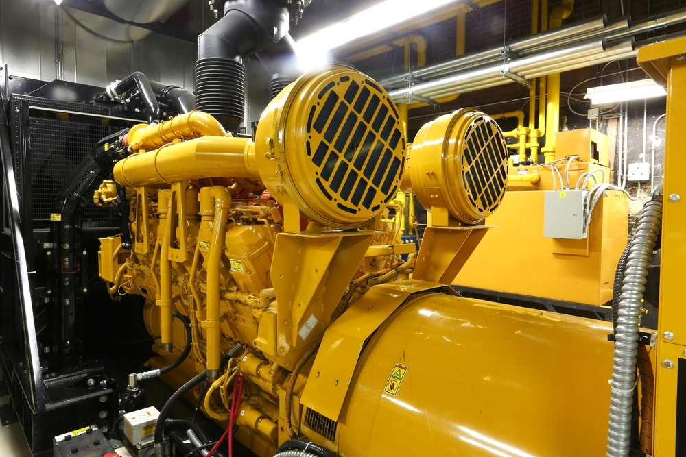 NATURAL GAS VS. DIESEL GENERATORS