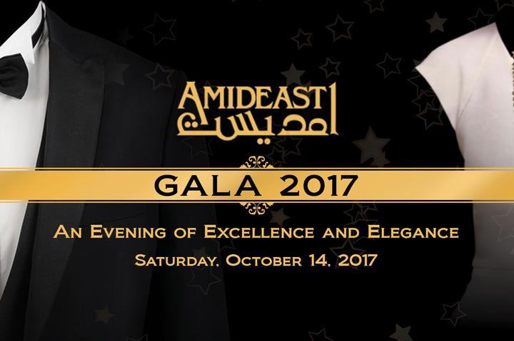 AMIDEAST Award Gala 2017