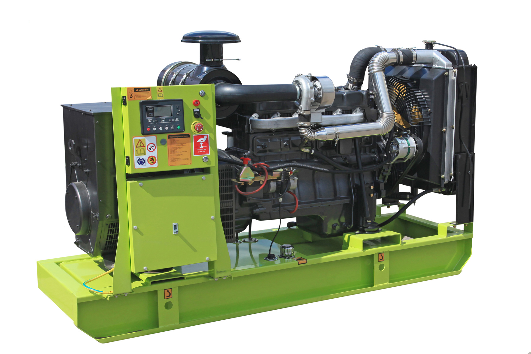 5 Safety Tips for Operating Industrial Generator Sets