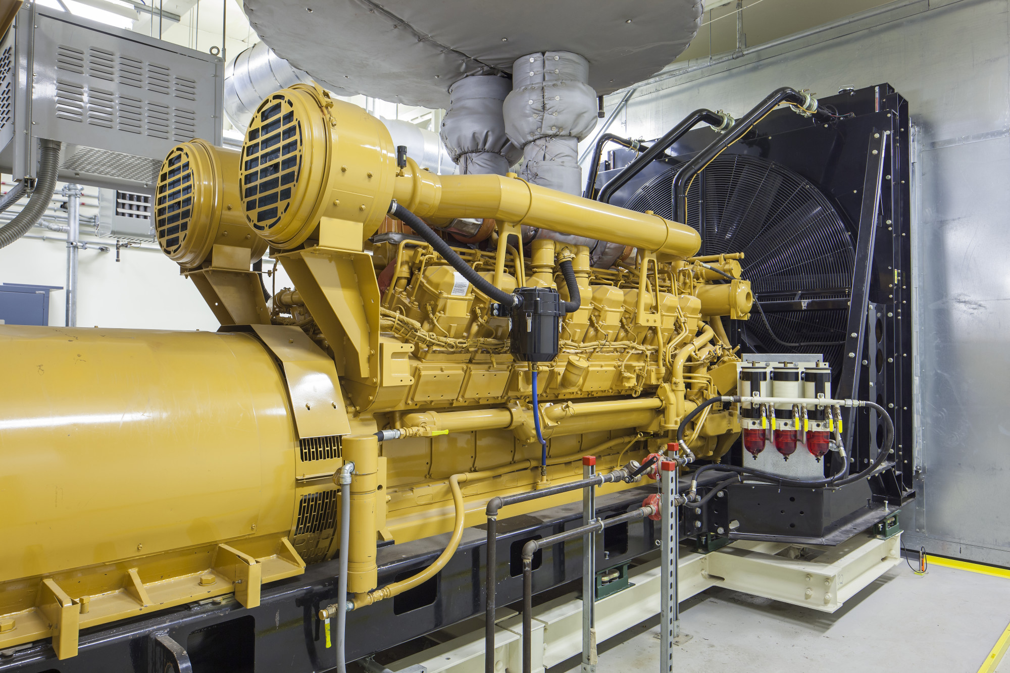 What the Chesapeake Energy News Means for the Commercial Generator Market