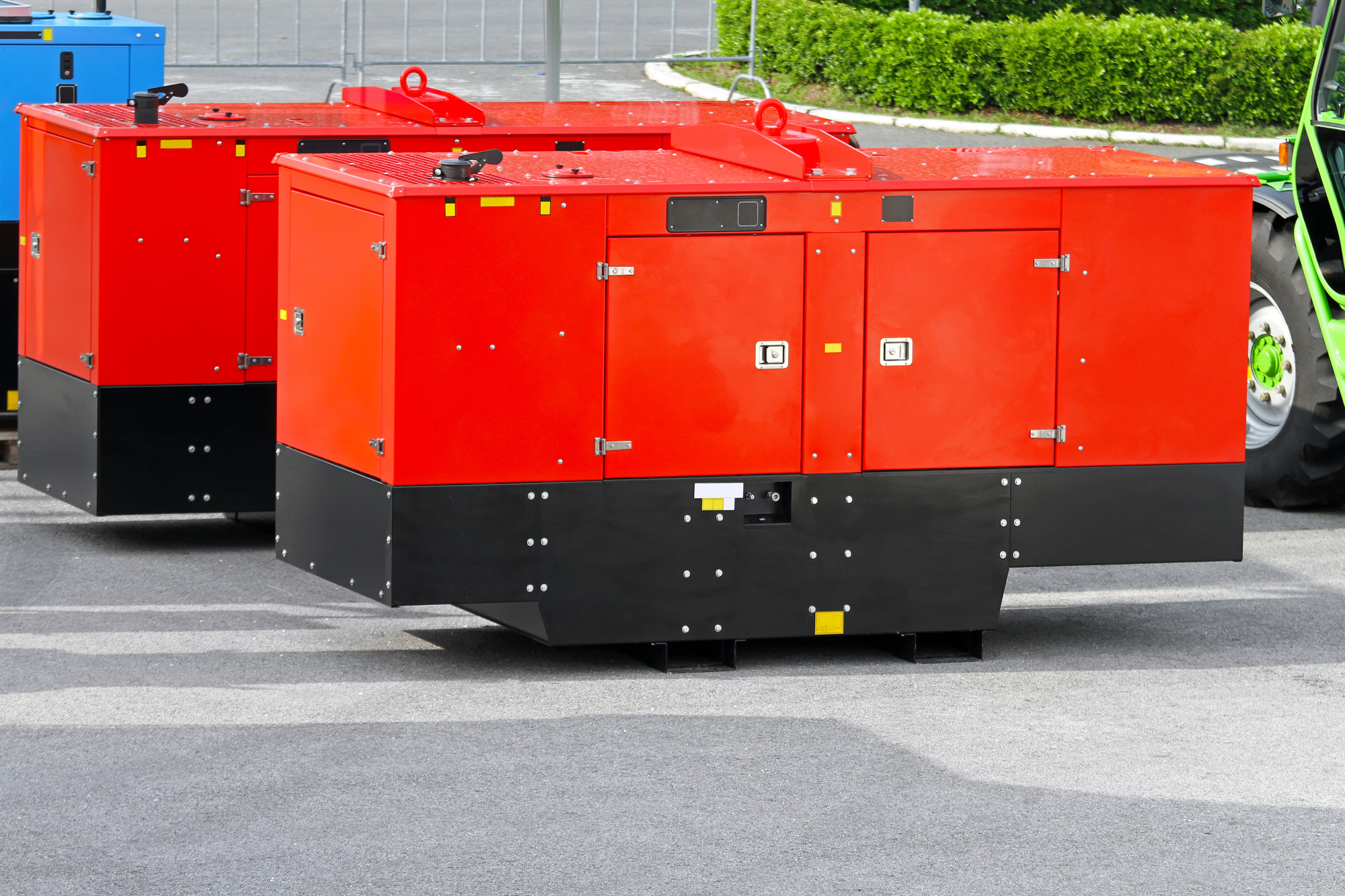 Power Generator Sizing Guide: Industrial and Commercial
