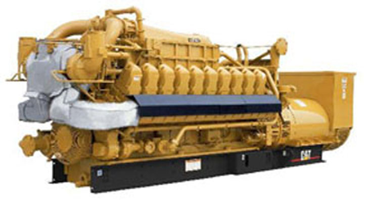 16 CAT G3520C Natural Gas Gen Sets Sold to Utility Company