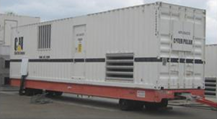 8 CAT XQ2000 Units Sold to Utility Power Plant