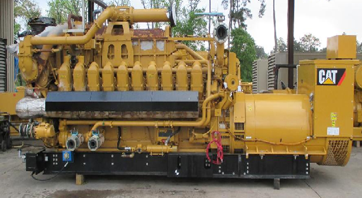 2 CAT G3520C Gensets Sold to IPP for Landfill