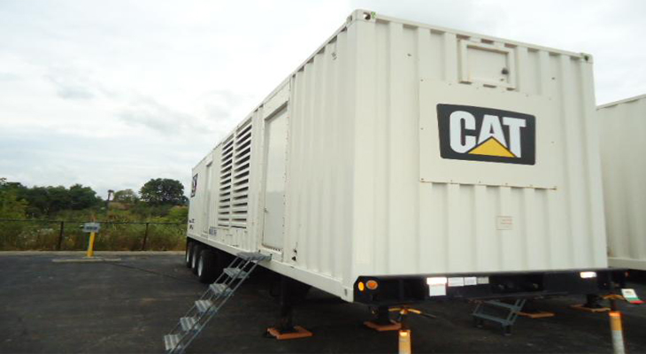 CAT XQ1500 Containerized Power Module