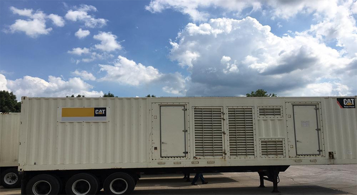 2 CAT XQ2000 Power Modules Provided for Municipality Project