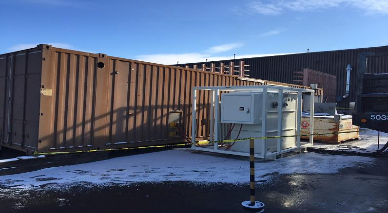 Containerized CAT 3516B Generator Sold to Sugar Mill