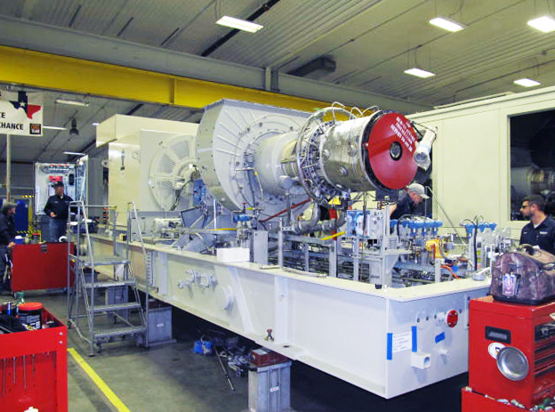 5 Solar T-60 Turbines Delivered to Permian Operation