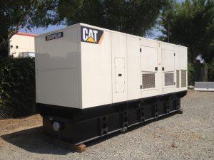 CAT C18 backup generator