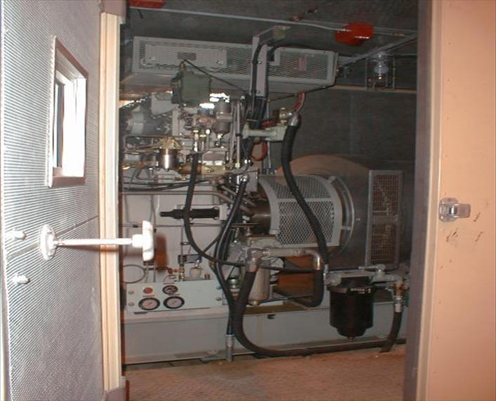 1985 Kawasaki M1A 03 Generator Set