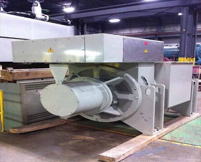 2008 KATO AA28181000 Generator End