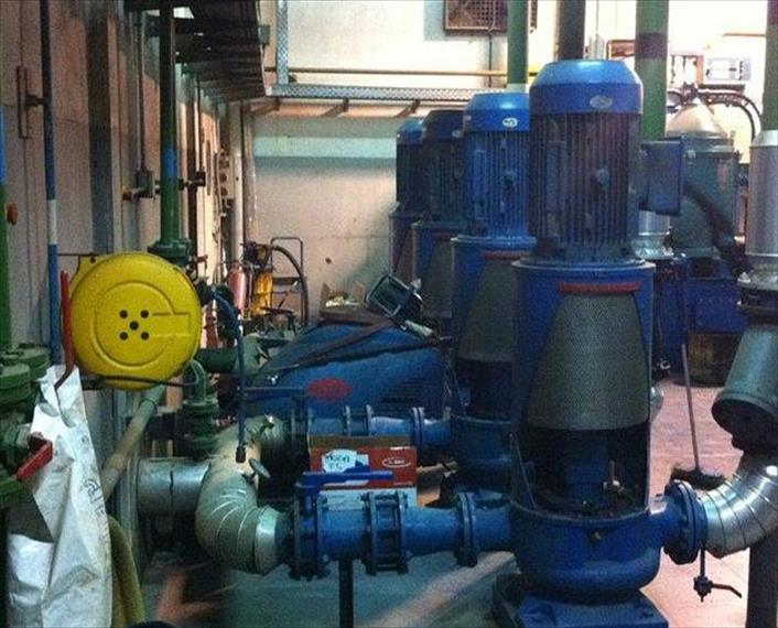 1996 Wartsila 9L46 Power Plant