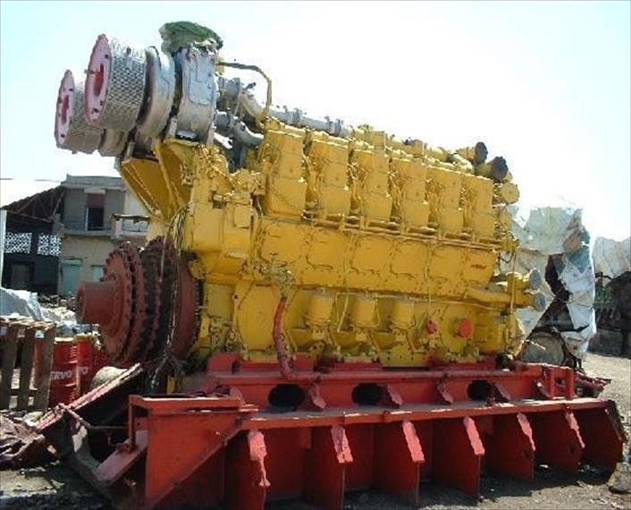1993 Caterpillar 3612 DITA Engine