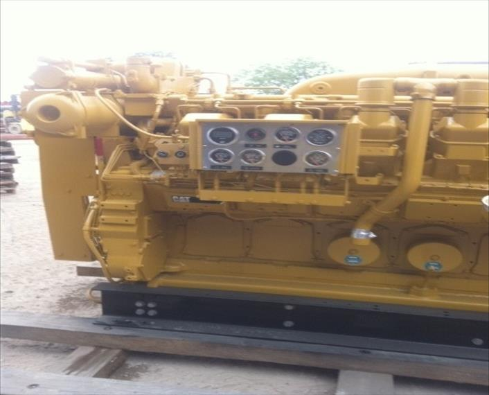 2009 Caterpillar 3512 MUI Engine