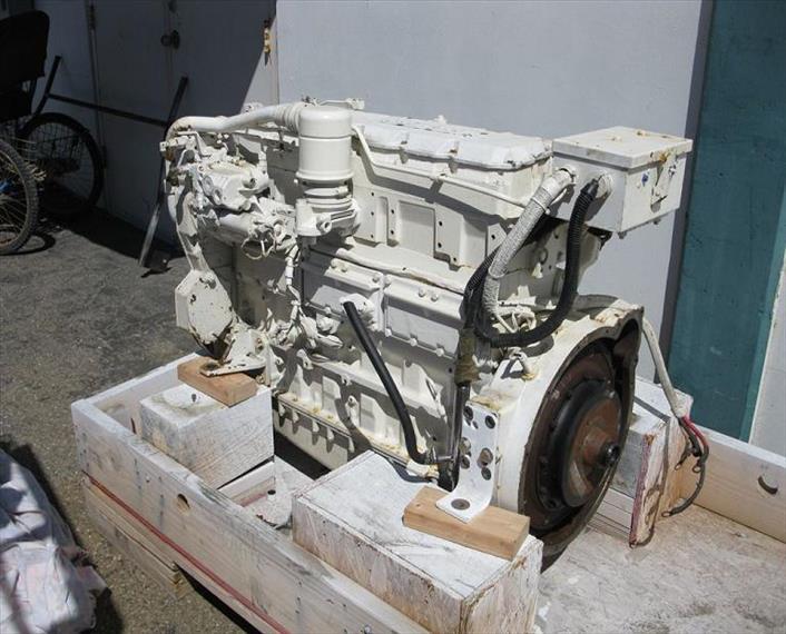 Caterpillar 3116 Engine