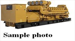2008 Caterpillar C175 Generator Set