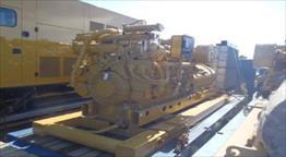 2008 Caterpillar 3512B  Generator Set