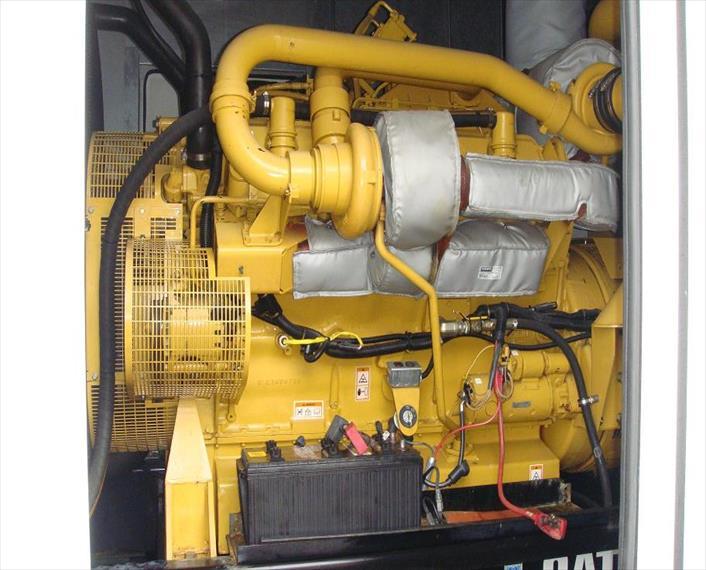 2003 Caterpillar 3412 DITA Generator Set