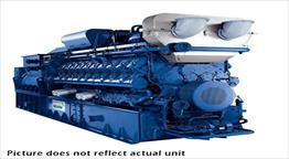 MWM TCG 2020 V 16 OLS/K Generator Set