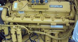 2008 CAT 3412 Generator Set