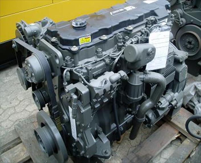 2008 CAT C9 Engine