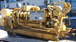 1998 Caterpillar G3532  (tandem G3516s)  Generator Set