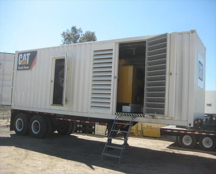 2008 Caterpillar XQ1000 Generator Set