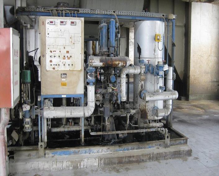 Wartsila 9TM 620 Power Plant