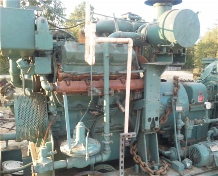 1997 Caterpillar G3408C EIS Engine