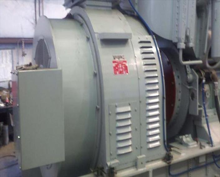 EMD 16V 645 E9 Generator Set
