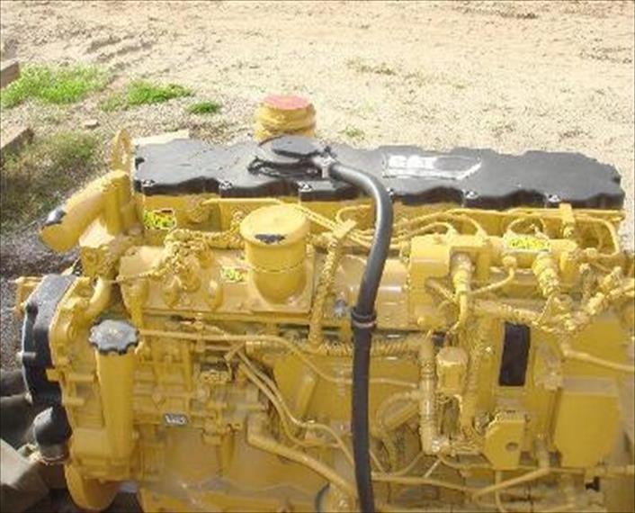 2007 Caterpillar C6 6 Engine