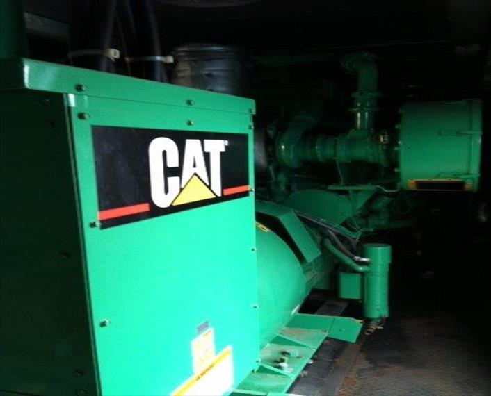2005 Caterpillar G3516SITA Generator Set