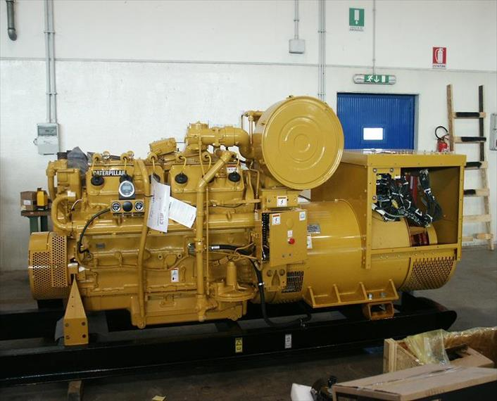 2008 Caterpillar G3412 TA Generator Set