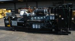 Detroit / MTU 12V2000 Generator Set