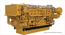 Caterpillar 3516C-HD Engine
