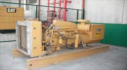 1988 Caterpillar 3306TA Generator Set