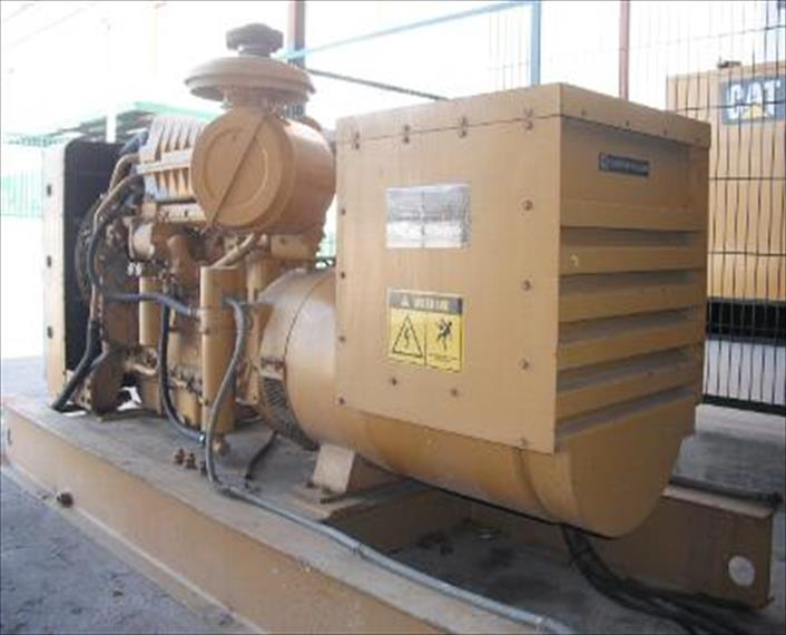 1988 Caterpillar 3306TA Generator Set