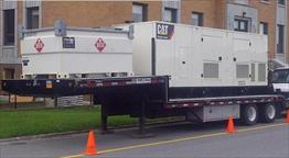 2008 Caterpillar XQ500 Generator Set