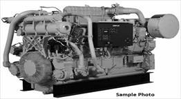 CAT 3512C HD Engine