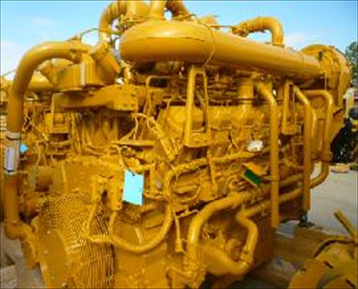 CAT 3512C HD Engine