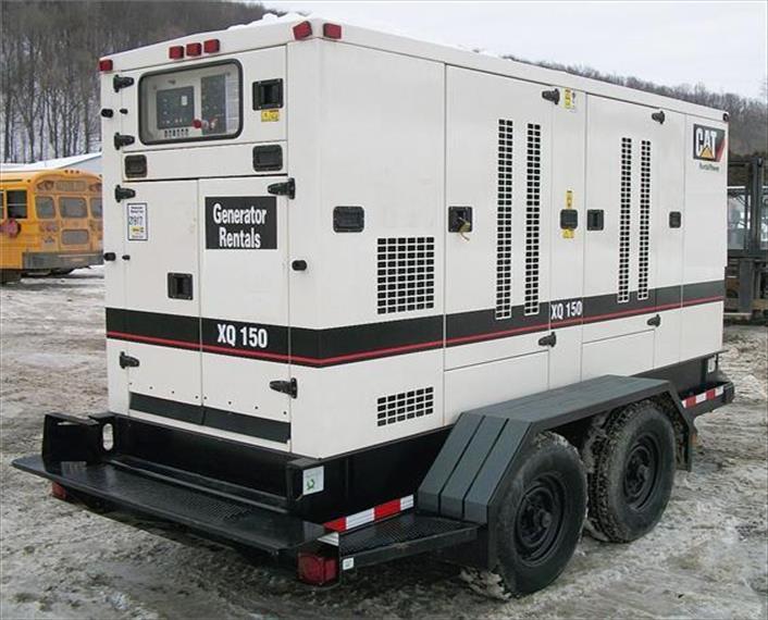 2009 Caterpillar XQ150 Generator Set
