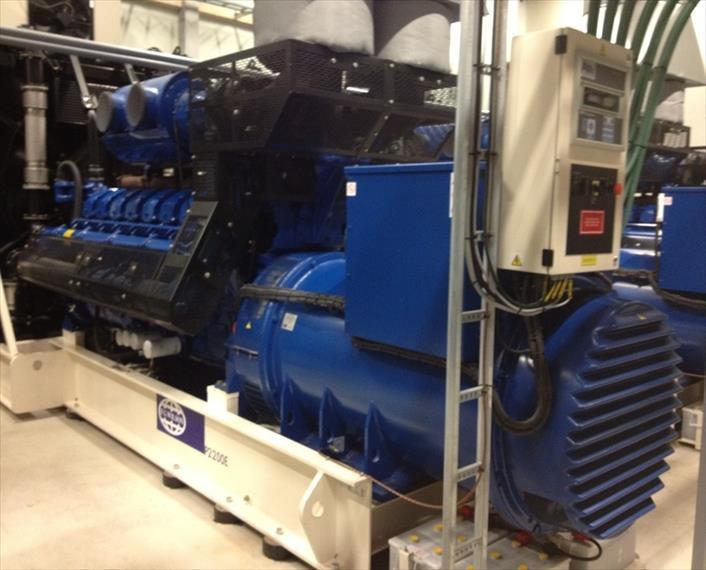 2007 FG Wilson P2200E Generator Set