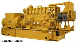 2008 Caterpillar 3616 Generator Set