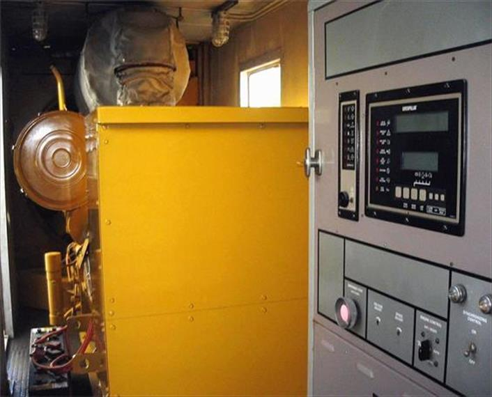 1999 Caterpillar XQ1250 Generator Set