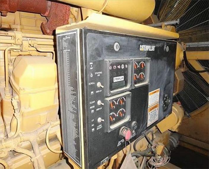 2001 Caterpillar 3516B Generator Set