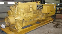 1997 Caterpillar 3406B DITA Generator Set