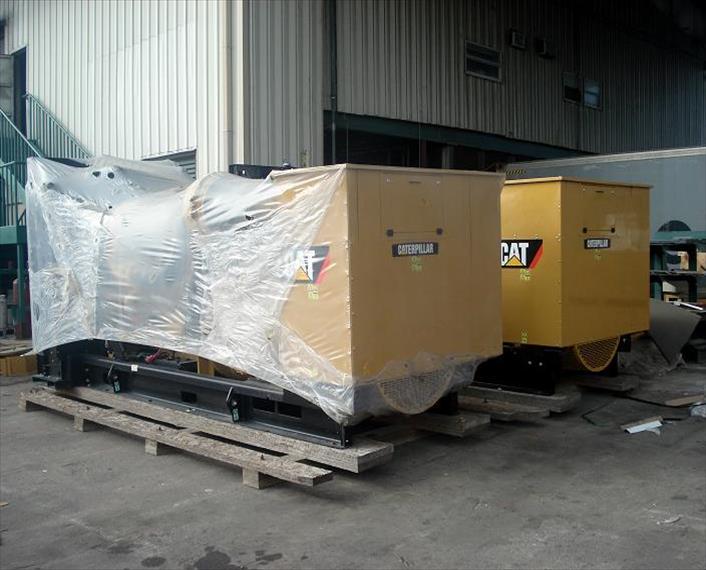 Cat C32 Generator