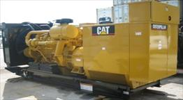 2010 Caterpillar 3412 Generator Set