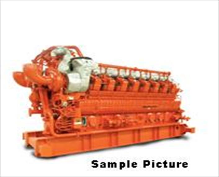 Waukesha F3521GL Engine