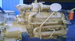 Caterpillar G3408 TA Engine